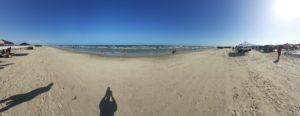 Beach in Corpus Christi